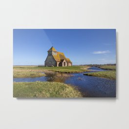 St. Thomas a Becket Metal Print