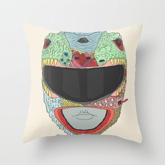 Dead Ranger Throw Pillow