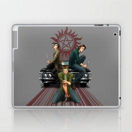Three Blades Laptop & iPad Skin