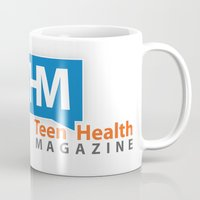 health Mugs featuring Teen Health Magazine by TeenHealthMagazine