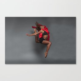 Leaps and Bounds Canvas Print