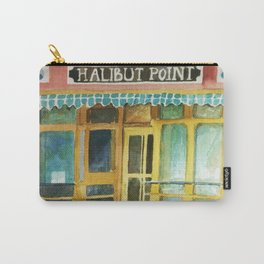 Halibut Point Restaurant Carry-All Pouch