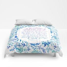 Christ lives in Me - Galatians 2:20 Comforters