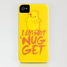I'm not a Nugget Slim Case iPhone (4, 4s)