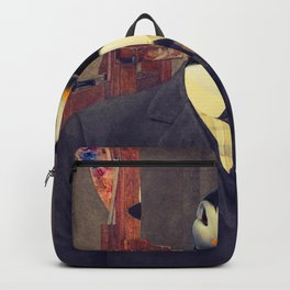 Royal bird Backpack