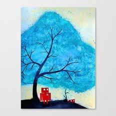 Seek & Destroy Canvas Print