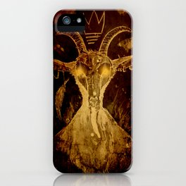 Niggurath iPhone Case