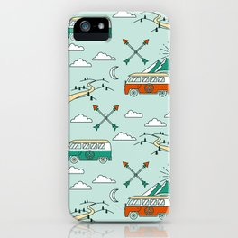 Wander Van iPhone Case