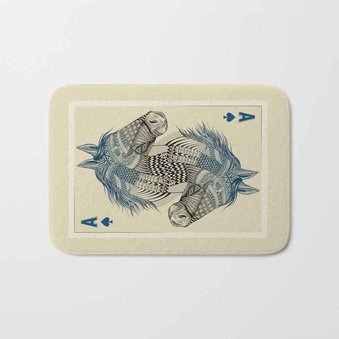 American Pharoah (Ace) Bath Mat