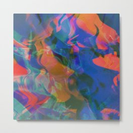 LUCCH Metal Print
