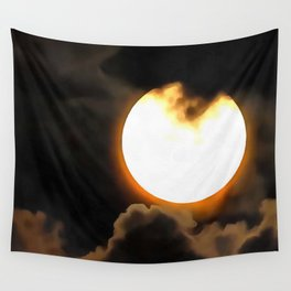 Above Majestic Wall Tapestry