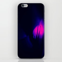 NEON LIGHT iPhone Skin