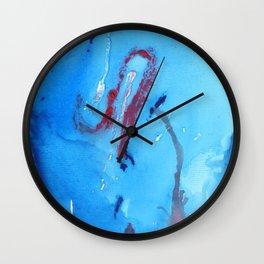 Celestial Dragon v Loch Ness Monster Wall Clock