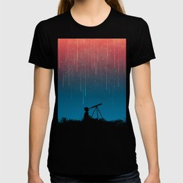 Meteor Rain (light version) T-shirt