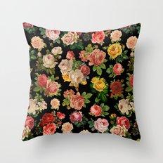 Bloomboom Throw Pillow