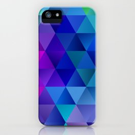 Color Wave iPhone Case