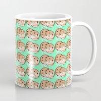 cookies Mugs featuring Cookies by Chelsea Herrick