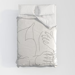 Whiskey Man Comforters