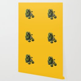 yellow dog Wallpaper