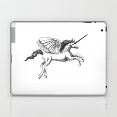 Arty Unicorn Laptop & iPad Skin
