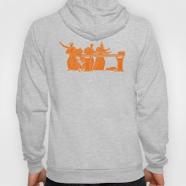 toga party squares Hoody
