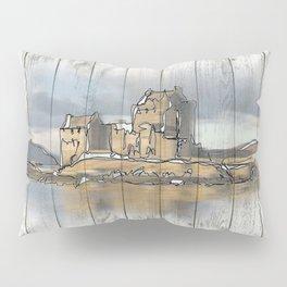 Eilean Donan Castle Pillow Sham