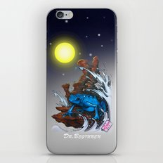 Drawing by Reeve Wong iPhone & iPod Skin