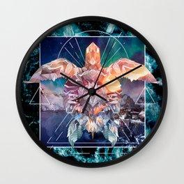 Spirit of the Ocean Wall Clock
