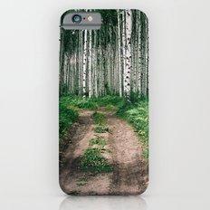 Aspen Trees Slim Case iPhone 6s