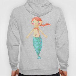 Mermaid doll Hoody