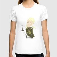 legolas T-shirts featuring Legolas by Rod Perich