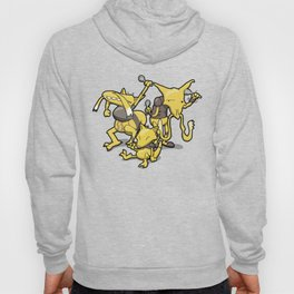 Pokémon - Number 63, 64 & 65 Hoody