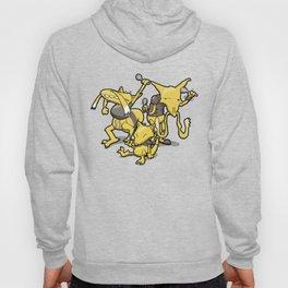Pokémon - Number 63, 64 & 65 Hoody