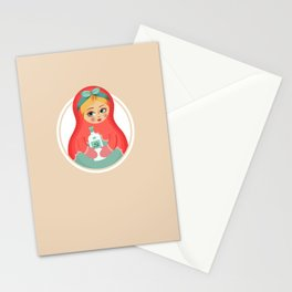 Matryoshka Stationery Cards