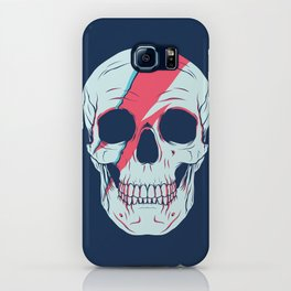Bowie Skull iPhone Case