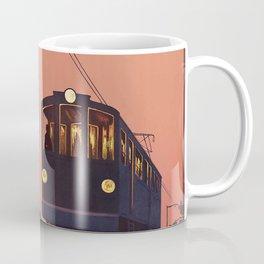 Stresa-Mottarone Vintage Travel Poster Coffee Mug