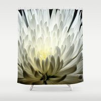 bright Shower Curtains featuring Bright by Stephen Linhart