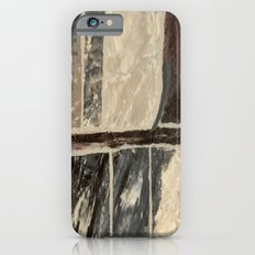 Textured Marble iPhone 6s Slim Case