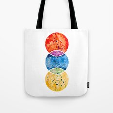 RYB color model Tote Bag