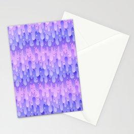 Lavender Slime Stationery Cards