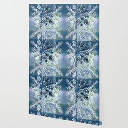 Winter Flakes Wallpaper