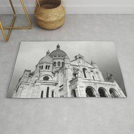 Sacre Coeur Montmartre Paris Rug