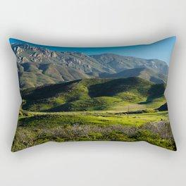 Boney Mountain,CA. Rectangular Pillow