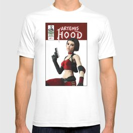 Artemis Hood - Issue 1 Cover T-shirt