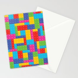 Building Blocks LG Stationery Cards