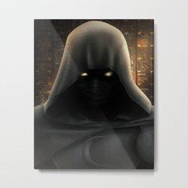Moon Knight  Metal Print