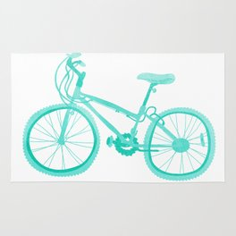 No Mountain Bike Love? Rug