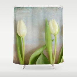 Tulips - JUSTART © Shower Curtain