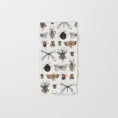 Entomology Hand & Bath Towel