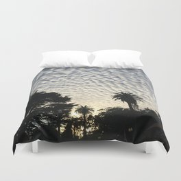 Stanyan Clouds Duvet Cover